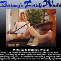 'Visit 'Britneys Fetish World''