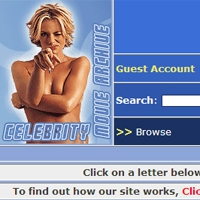 'Visit 'Celebrity Movie Archive''