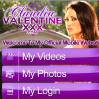 'Visit 'Claudia Valentine XXX Mobile''
