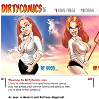 Join Dirty Comics