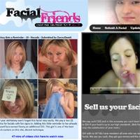'Visit 'Facial Friends''