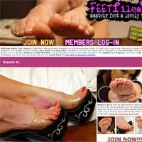 'Visit 'Feet Files''