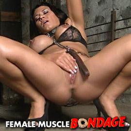 Visit Female Muscle Bondage