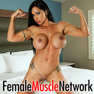 'Visit 'Female Muscle Network''