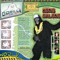 Visit Gorilla Gras