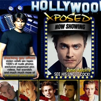 'Visit 'Hollywood Xposed''