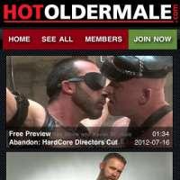 'Visit 'Hot Older Male Mobile''