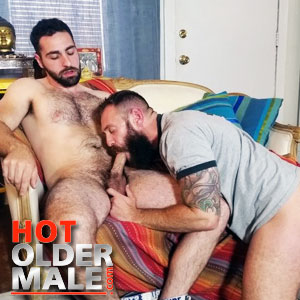 'Visit 'Hot Older Male''