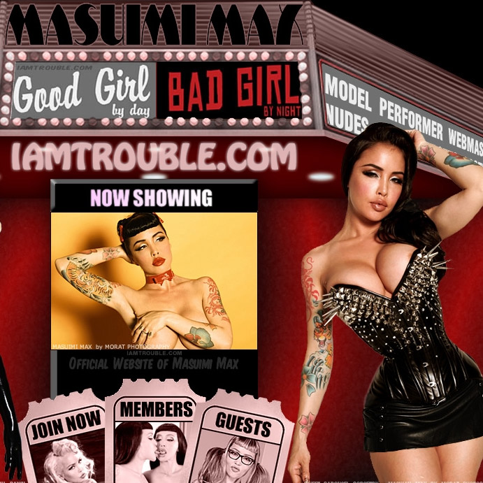 Join I Am Trouble
