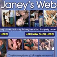 'Visit 'Janeys Web''