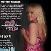 'Visit 'Kirstens Room''