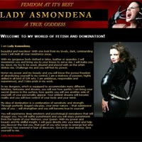 'Visit 'Lady Asmondena''
