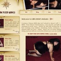 'Visit 'Lilith BBW''