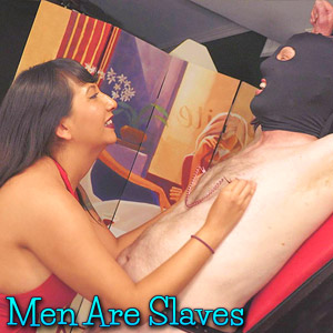 'Visit 'Men Are Slaves''