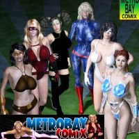 Join Metrobay Comix