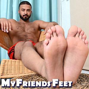 Join My Friends Feet