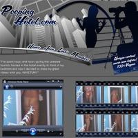 'Visit 'Peeping Hotel''