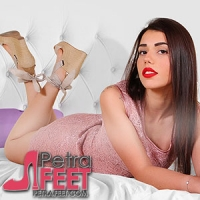 'Visit 'Petra Feet''