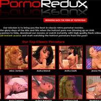 'Visit 'Porno Redux''