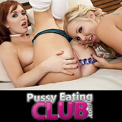 'Visit 'Pussy Eating Club''
