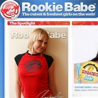 'Visit 'Rookie Babe''
