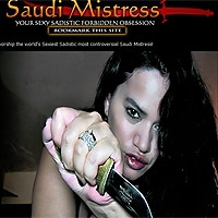 'Visit 'Saudi Mistress''