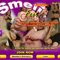 'Visit 'Smell Feet Girls''