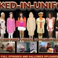 Visit Spanked In Uniform