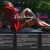 'Visit 'Stockings Babe XXX''