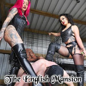 'Visit 'The English Mansion''
