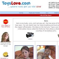 'Visit 'Toys Love''
