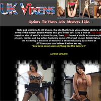 'Visit 'UK Vixens''