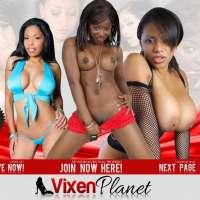 'Visit 'Vixen Planet''