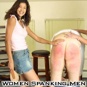 'Visit 'Women Spanking Men''