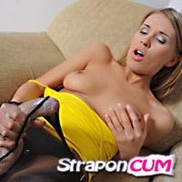 'Visit 'Strapon Cum''