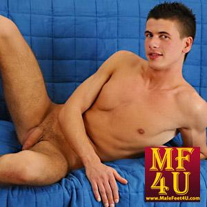 'Visit 'Male Feet 4 U''