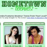 'Visit 'Hometown Teenies''