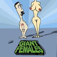 'Visit 'Giant Females''