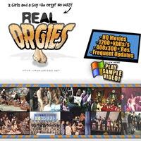 Join Real Orgies