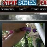 'Visit 'Steve Bones''
