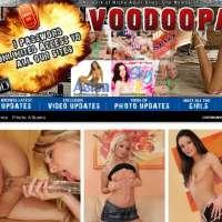 'Visit 'Voodoo Pass''