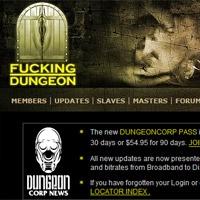 'Visit 'Fucking Dungeon''
