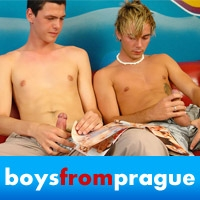 Read 'Boys From Prague' review