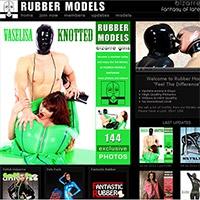 'Visit 'Rubber Models''
