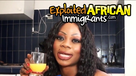 'Visit 'Exploited African Immigrants''