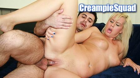 'Visit 'Creampie Squad''