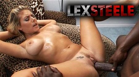 hoe groot is Lex Steele Dick