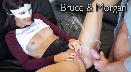 Bruceandmorgan porn