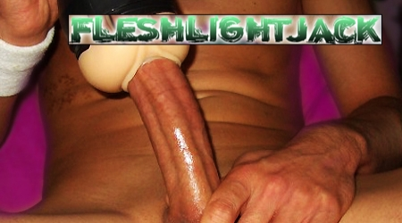 Guy Used As A Fleshlight