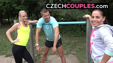 'Visit 'Czech Couples''